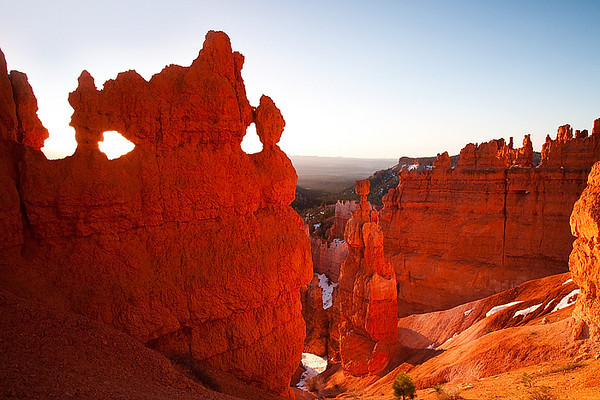 The Mask and Thor's Hammer, Bryce Canyon National Park