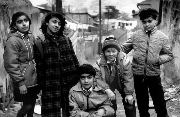 Children of Tbilisi, Georgia