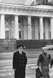 Street Scene / Leningrad