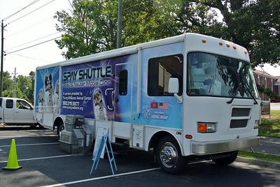 The Spay Shuttle