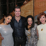 Shannon and Kendall Cogan, Laura Melillo Barnum and Joyce Jennings.