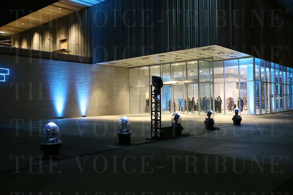 "The Speed Art Museum's ""Big Reveal"" 2015"