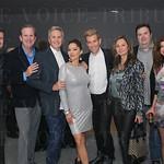 Kendall Cogan, Joe Steier, Mark Eliason, Shannon Cogan, Jeffrey Howard, Sony Steier, and George and Dianne Timmering.