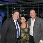 Kevin Borland, Kara Nichols and JP Davis.