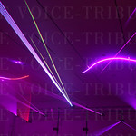 Speed Art Museum Laser Show Big Reveal.