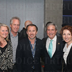 Cathy Yarmuth, Mayor Greg Fischer, Chief Executive Officer Ghislain d'Humières, Congressman John Yarmuth and Dr. Alexandra Gerassimides.