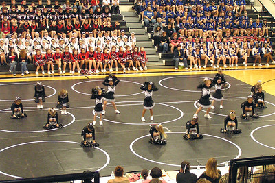 2005 Monessen Cheer Competition