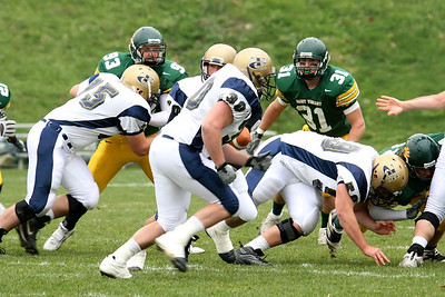 College Football : Thiel At St. Vincent : 10 November 2007
