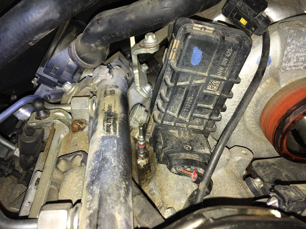 changing glow plugs on a 2008 Sprinter V6 - Sprinter-Forum on