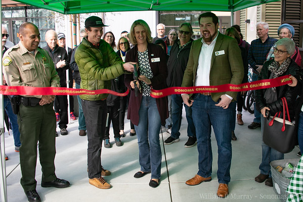 2019 Grand Opening Teen Center Cycle