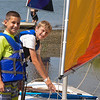 I like this shot because of the age of the kids going sailing and LEARNING