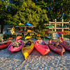 Colorful Kayak shot.... the other shot is good but composition does not speak exactly to what people are looking at viewed through rack