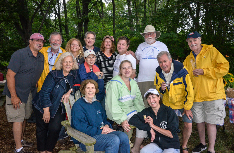 Catboat Group 2016