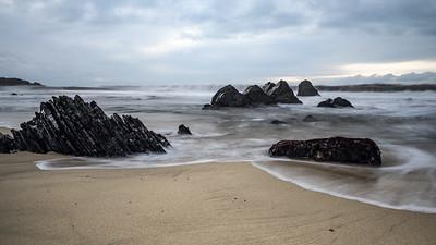 Garrapata Beach, California, January 2017.