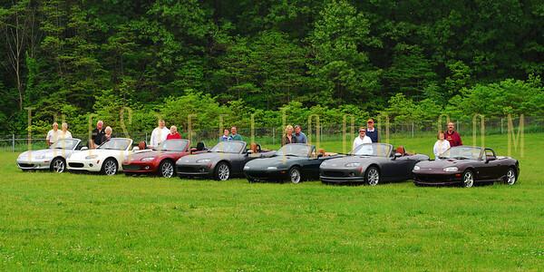 Kalamazoo Car Show Extravaganza 2010
