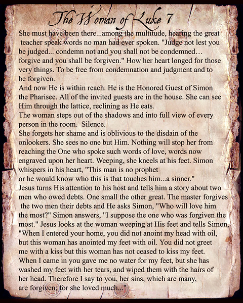 A Story of forgiveness and redemption<br /> <br /> (click on image for Xlarge viewing)