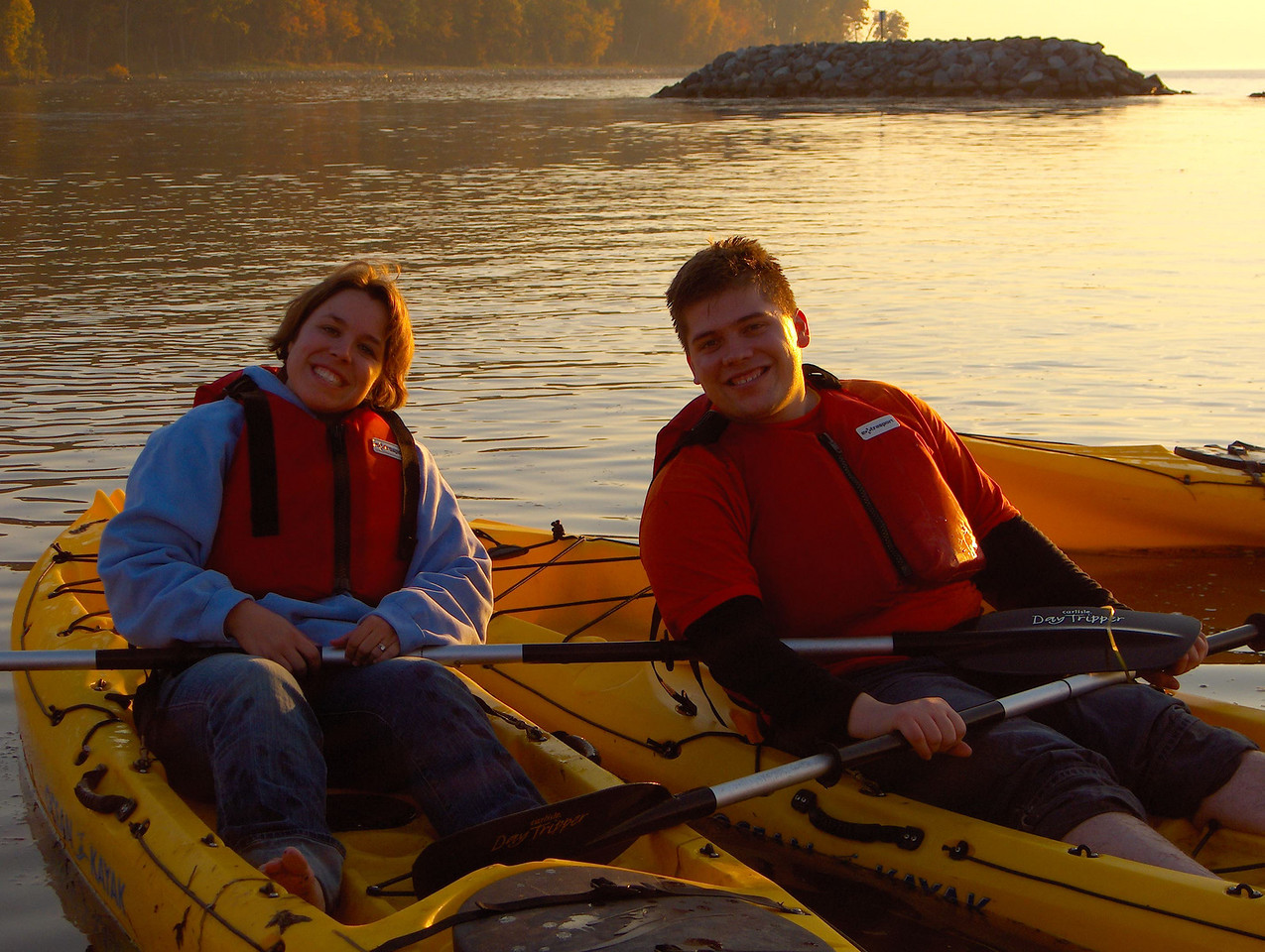 Renee and Matt