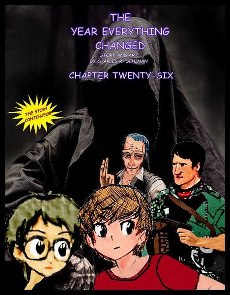Cover for Chapter Twenty-Six