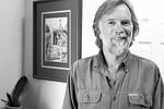 Architect RAND STOCKTON photographed at his home in Colorado Springs, Colorado.