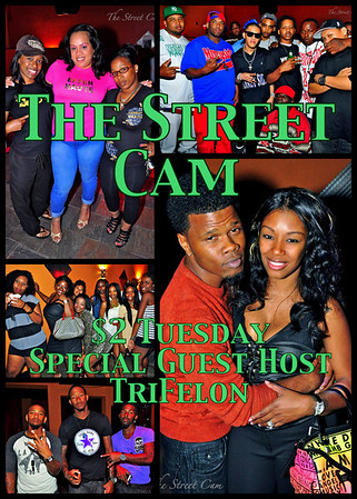 The Street Cam: $2 Tuesday w/ Special Guest Host TriFelon (4/12)