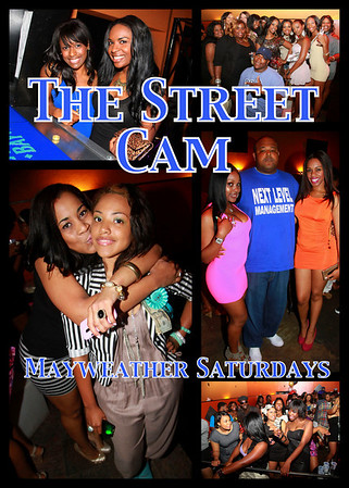The Street Cam: Mayweather Saturdays (4/10)