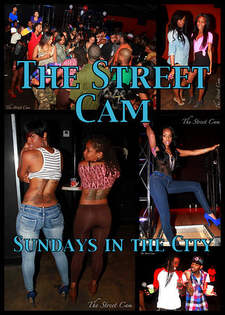 The Street Cam: Sundays in the City (4/17)