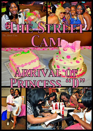 """The Street Cam: Arrival of Princess """"D"""" (3/20)"""