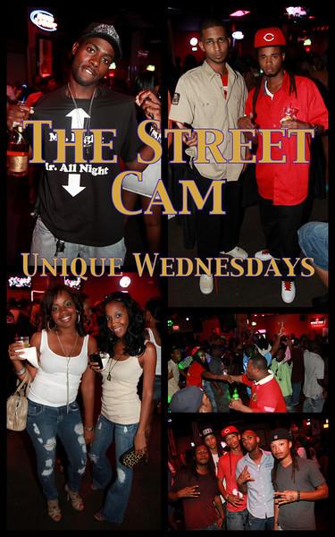 The Street Cam: Sports Vue Unique Wednesdays (8/4)