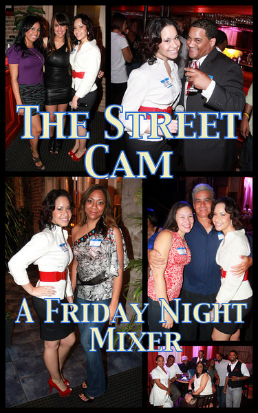 The Street Cam: A Friday Night Mixer
