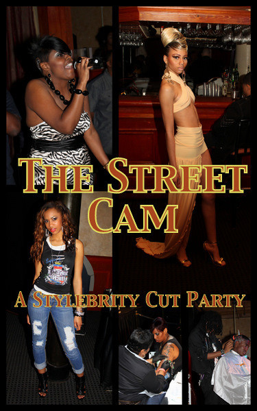 The Street Cam: A Stylebrity Cut Party (Feb)