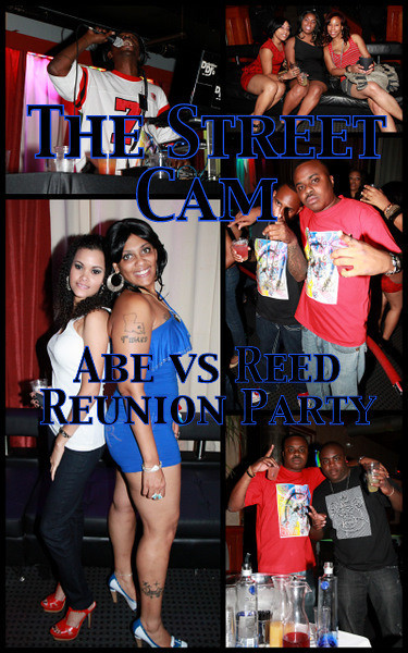 The Street Cam: Abe vs Reed Reunion Party
