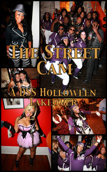 The Street Cam: A DSS Holloween Takeover