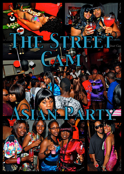 The Street Cam: Asian Party