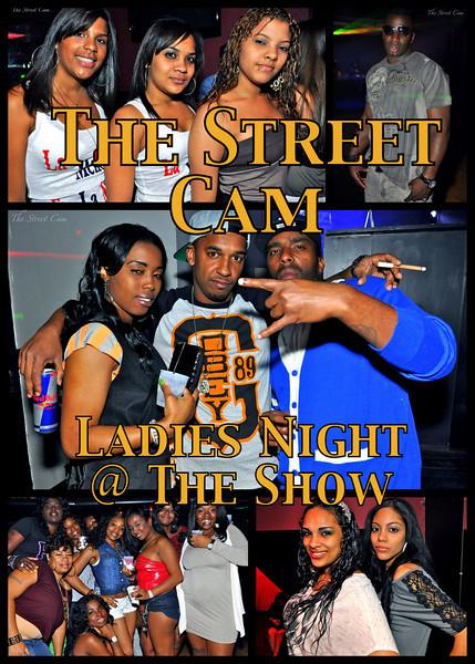 The Street Cam: Ladies Night @ The Show (3/12)