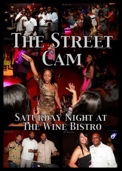 The Street Cam: Saturday Night at The Wine Bistro (4/30) - 1