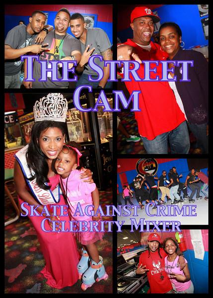 The Street Cam: Skate Against Crime Celebrity Mixer (4/8)