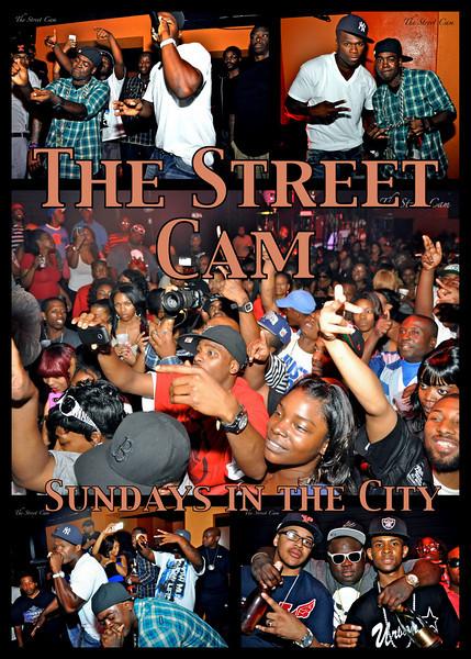 The Street Cam: Sundays in the City w/ Nutt da Kidd & 50 Cent (5/1)