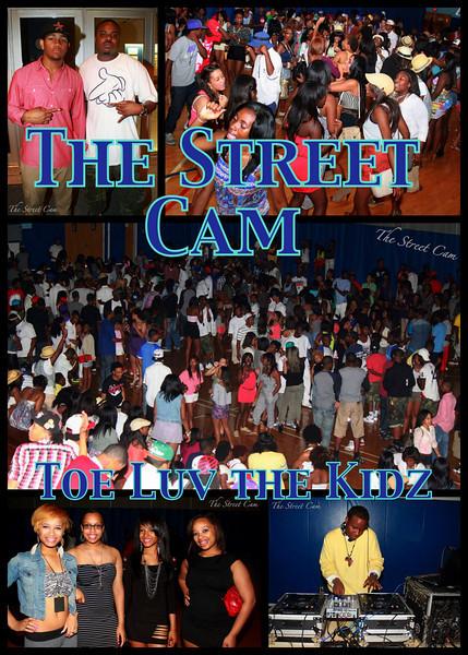 The Street Cam: Toe Luv the Kidz (4/23)