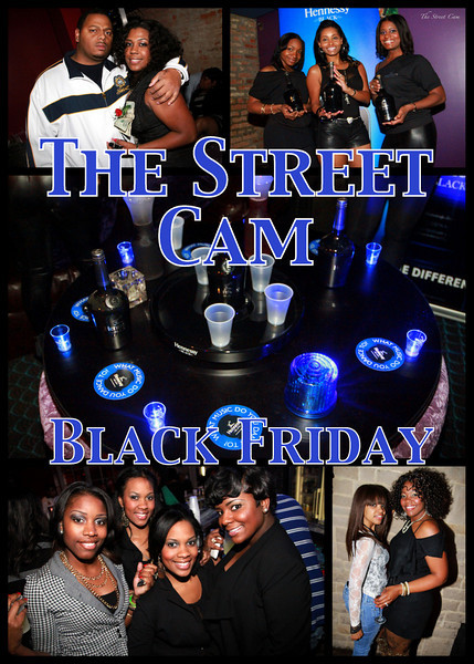 The Street Cam: Black Friday