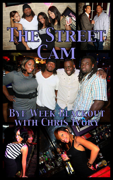The Street Cam: Bye Week Blackout with Chris Ivory