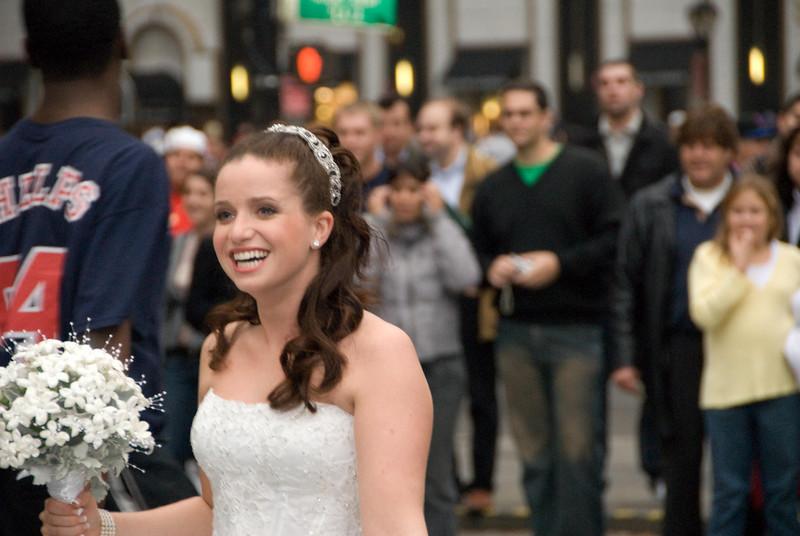 Central Park Wedding 1 - NYC