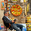 Street Merchant - Ravello Italy