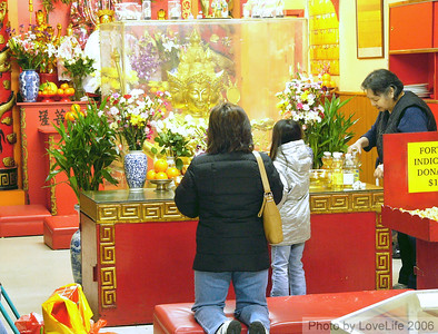 Storefront Buddhist Temple