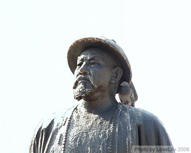 Lin Ze Xu 1785-1850 Cleaned up the Drug Problem in China