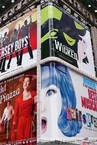 Times Square Billboard.