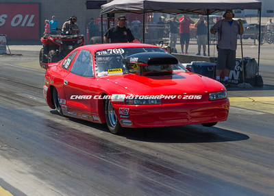 National Dragster Challenge Cars Eliminations