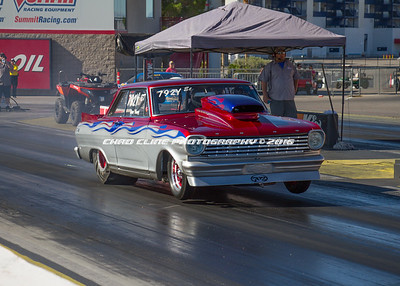 National Dragster Challenge Cars Qualifying