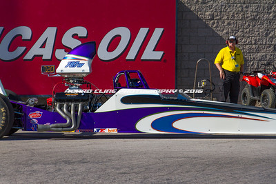 National Dragster Challenge Dragster/Roadsters Qualifying