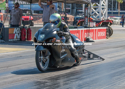 Sportsman Motorcycle Bracket Shootout Eliminations