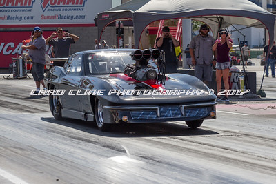 Sandro Schneider's 63 Corvette Pro Mod March 18th